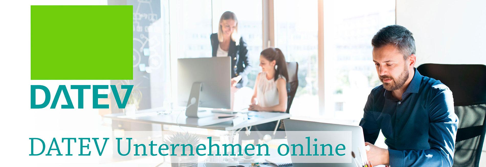 Unternehmen Online DATEV   Hemsing und Partner Steuerberater